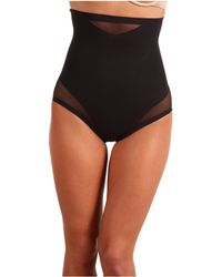 Miraclesuit - Extra Firm Sexy Sheer Shaping Hi-waist Brief - Lyst