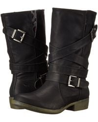 Rocket Dog - Truly (black Westwood) Women's Boots - Lyst