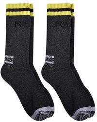 Timberland - 2-pack Half Cushion Crew Socks - Lyst