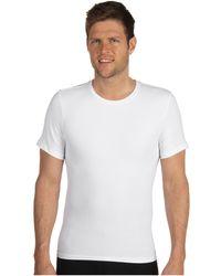 Spanx - Cotton Compression Crew (black) Men's Underwear - Lyst