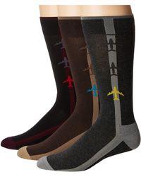 Hue - Jetsetter Sock 3-pack - Lyst