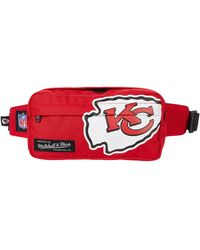 Mitchell & Ness Nfl Fanny Pack Chiefs - Red