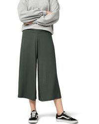 FIND Pants In Crop Fit - Green