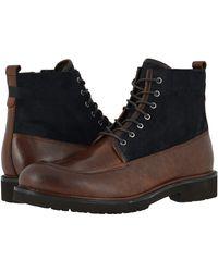 Johnston & Murphy - Sanders Moc Toe Zip Boot - Lyst