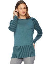 Smartwool - Ripple Creek Tunic Sweater (mediterranean Green Heather) Women's Sweater - Lyst