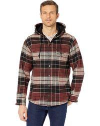 Wolverine Bucksaw Bonded Shirt Jacket Clothing - Pink