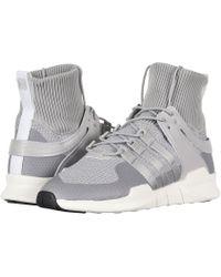 26b1f4116 Lyst - adidas Originals Eqt Support Adv Winter Sneakers in Gray for Men