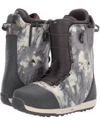 Burton - Ion '19 (cloud Shadows) Men's Cold Weather Boots - Lyst