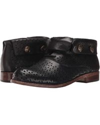 Patricia Nash - Sabrina Perforated Ankle Booties - Lyst