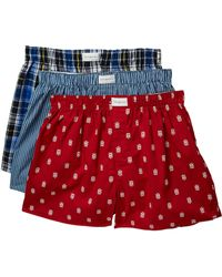 Tommy Hilfiger   Cotton Classics Woven Boxers   Lyst