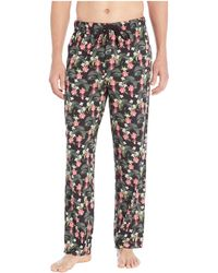 4d3eae50897e Tommy Bahama - Printed Knit Pants (floral Leaves) Men s Casual Pants - Lyst