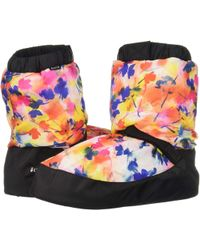 Bloch - Printed Warm Up Booties (paradise) Women's Shoes - Lyst