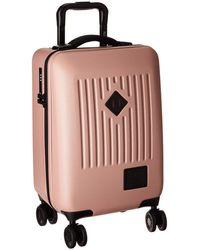Herschel Supply Co. Trade Carry-on Luggage - Pink
