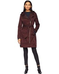 Vince Camuto - Asymmetrical Rain N1091 (wine) Women's Clothing - Lyst