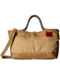 Mountain Khakis Mini Market Tote (yellowstone) Tote Handbags - Multicolor