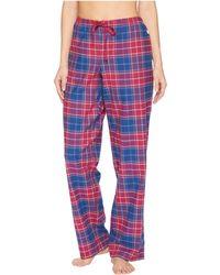 Life Is Good. Classic Sleep Pants (wild Cherry 1) Pajama - Red