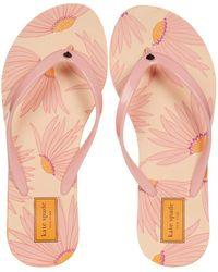 Kate Spade Fiji Zehentrenner - Pink