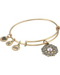 ALEX AND ANI - Mother Of The Bride Bangle - Lyst