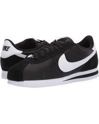 new images of best supplier shoes for cheap Classic Cortez Nylon Trainers Mens