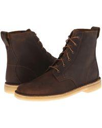 Clarks - Mali Desert Boots - Lyst