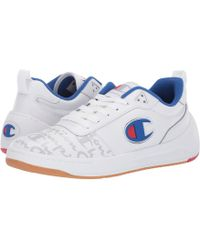 15941738b5b17 Lyst - Champion Super C Court Low Print (red) Men s Classic Shoes in ...