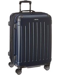 Kenneth Cole Reaction Renegade Law Order 24 Upright Pullman Luggage - Blue