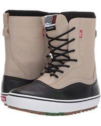 Vans - Standardtm Snow Boot '18 - Lyst