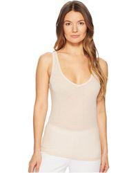 Skin - Organic Jersey Tank Top (white) Women's Pajama - Lyst