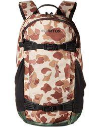 Burton - Dayhiker 25l (true Black Ripstop 1) Day Pack Bags - Lyst