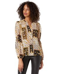 Cupcakes And Cashmere Imogene Top - Natural