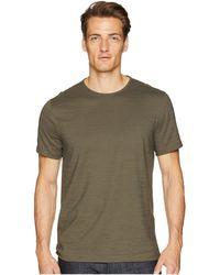 John Varvatos - Cotton Slub Crew Neck K1762u2 (dark Olive) Men's Clothing - Lyst