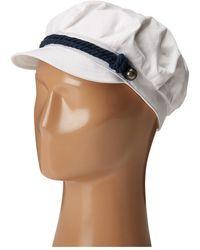 Betmar - Fisherman Cap (khaki) Caps - Lyst