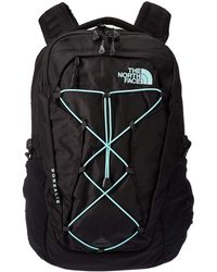 The North Face - Women's Borealis (four Leaf Clover Camo Print/four Leaf Clover) Backpack Bags - Lyst