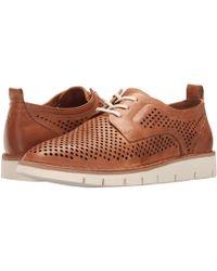 Trask - Lena (tan) Women's Flat Shoes - Lyst