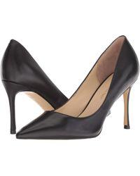 Ivanka Trump - Una (black Fez Nappa) High Heels - Lyst