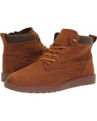 Reef Voyage Hi Boot - Brown
