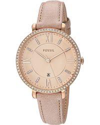Fossil - Jacqueline - Es4292 - Lyst