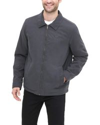 Dockers Open Bottom Golf Jacket - Gray