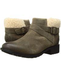 86dbb29f7c0 UGG Benson Boot (chipmunk) Women's Pull-on Boots - Lyst