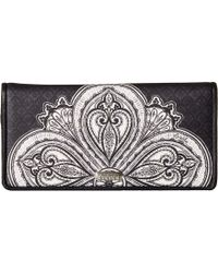 Brighton - Casablanca Slim Wallet - Lyst