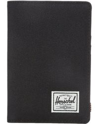 Herschel Supply Co. Raynor Passport Holder Zwart - Black