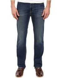 Calvin Klein Jeans - Straight Leg Jean In Authentic Blue Wash - Lyst