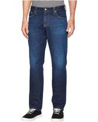AG Jeans - Graduate Tailored Leg Denim In 5 Years Lost Coast (5 Years Lost Coast) Men's Jeans - Lyst