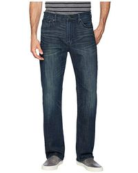 Lucky Brand - 181 Relaxed Straight Jeans In Briny Deep - Lyst