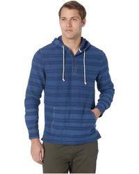 True Grit Pacific Hoodie Pullover (vintage Blue/blue) Sweatshirt