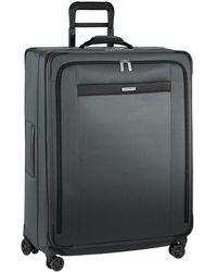 Briggs & Riley - Transcend Vx Medium Expandable Spinner (slate Grey) Luggage - Lyst
