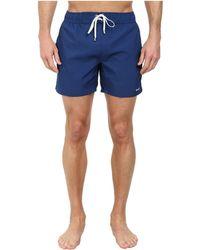 2xist - 2(x)ist Hampton (estate Blue) Men's Swimwear - Lyst