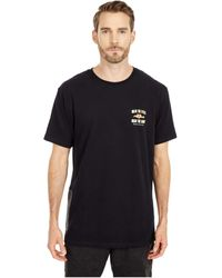 Publish Habit Short Sleeve T-shirt - Black