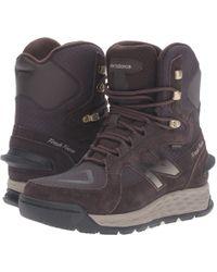 New Balance - Bm1000v1 (brown/orange) Men's Waterproof Boots - Lyst