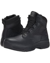 "Timberland - 6"" Valortm Duty Soft Toe Side-zip - Lyst"